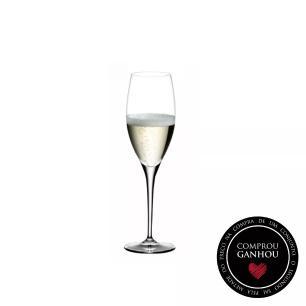 Conjunto de 2 Taças para Champagne 330ml Heart to Heart Riedel