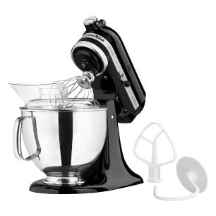 Batedeira Stand Mixer Kitchenaid - 220V Onyx Black