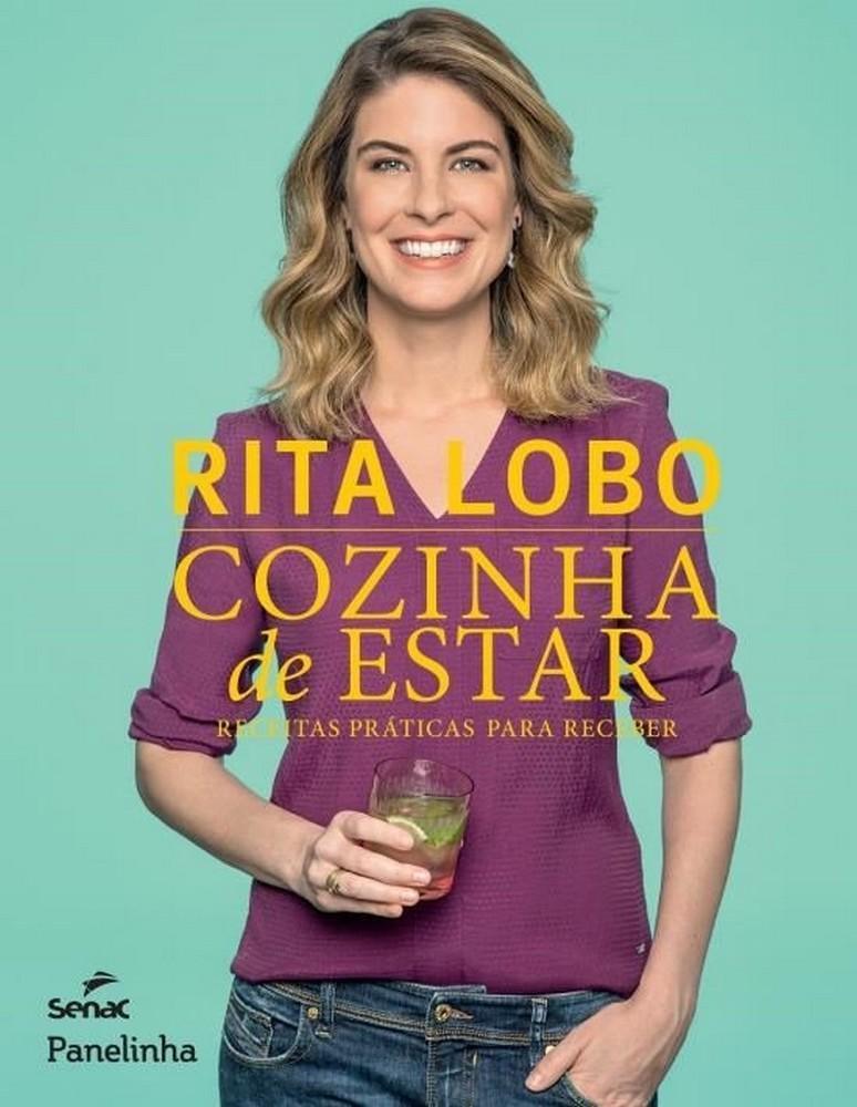 Livro Cozinha de Estar Rita Lobo