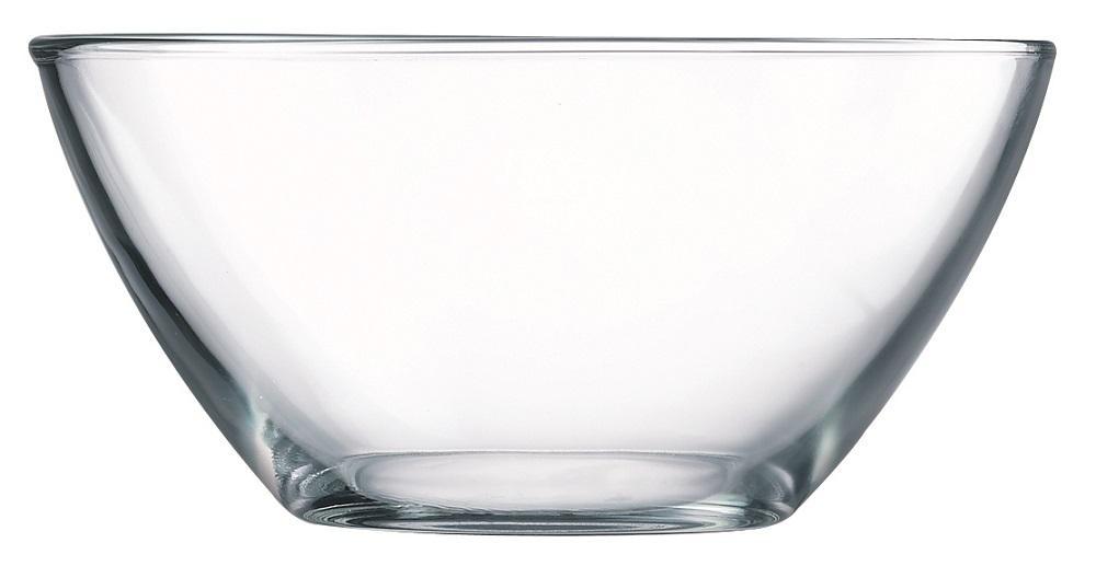 Tigela Cosmos em Vidro Transparente Temperado 14cm Luminarc
