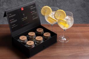 Caixa de Especiarias para Gin Spicy