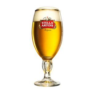 Conjunto de 4 Taças para Cerveja em Vidro 250ml Stella Artois