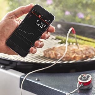 Termômetro Bluetooth Mini Igrill Weber