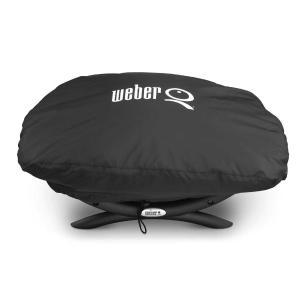 Capa para Churrasqueira Q 2200 Weber Preto