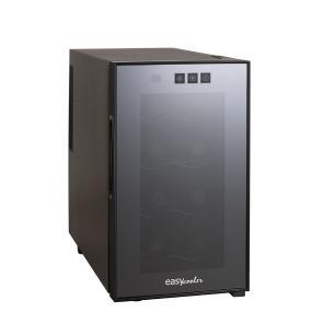 Adega de Vinho 8 Garrafas Termoelétrica 127V Jc-23c1 Easy Cooler Preta