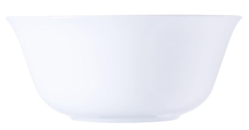 Bowl Carine em Vidro Temperado 12cm 330ml Luminarc Branco