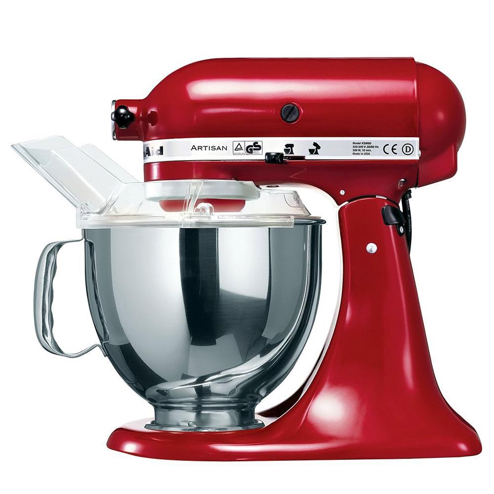 Batedeira Stand Mixer 127V Kitchenaid Vermelha