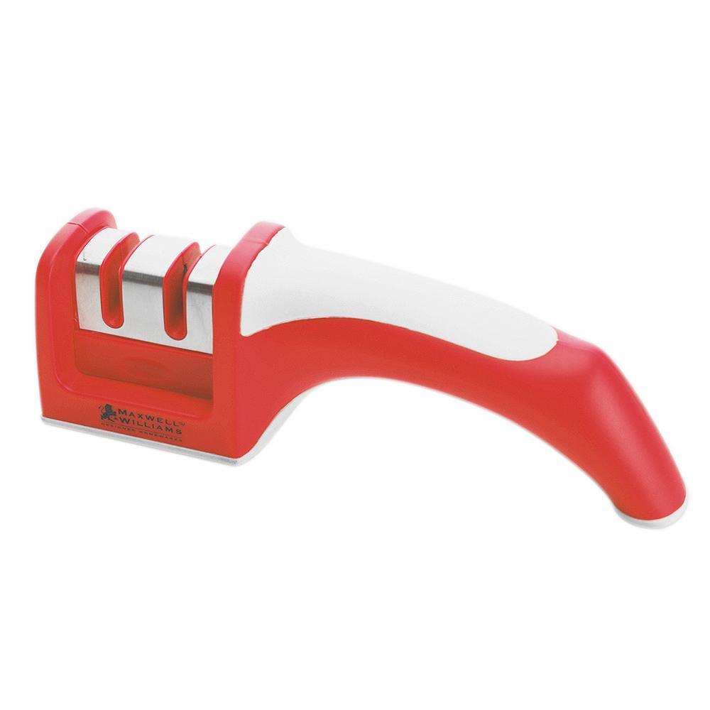 Amolador para Faca com 2 Lâminas Slice & Dice Maxwell & Williams Vermelho