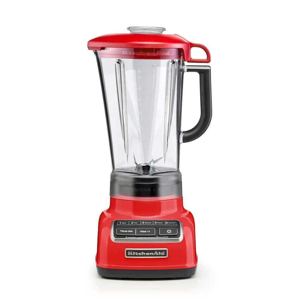 Liquidificador Diamond Kitchenaid - 127V Empire Red