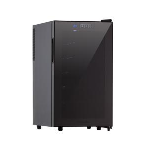 Adega de Vinho 18 Garrafas Termoelétrica JC-48g 220V Easy Cooler Preta