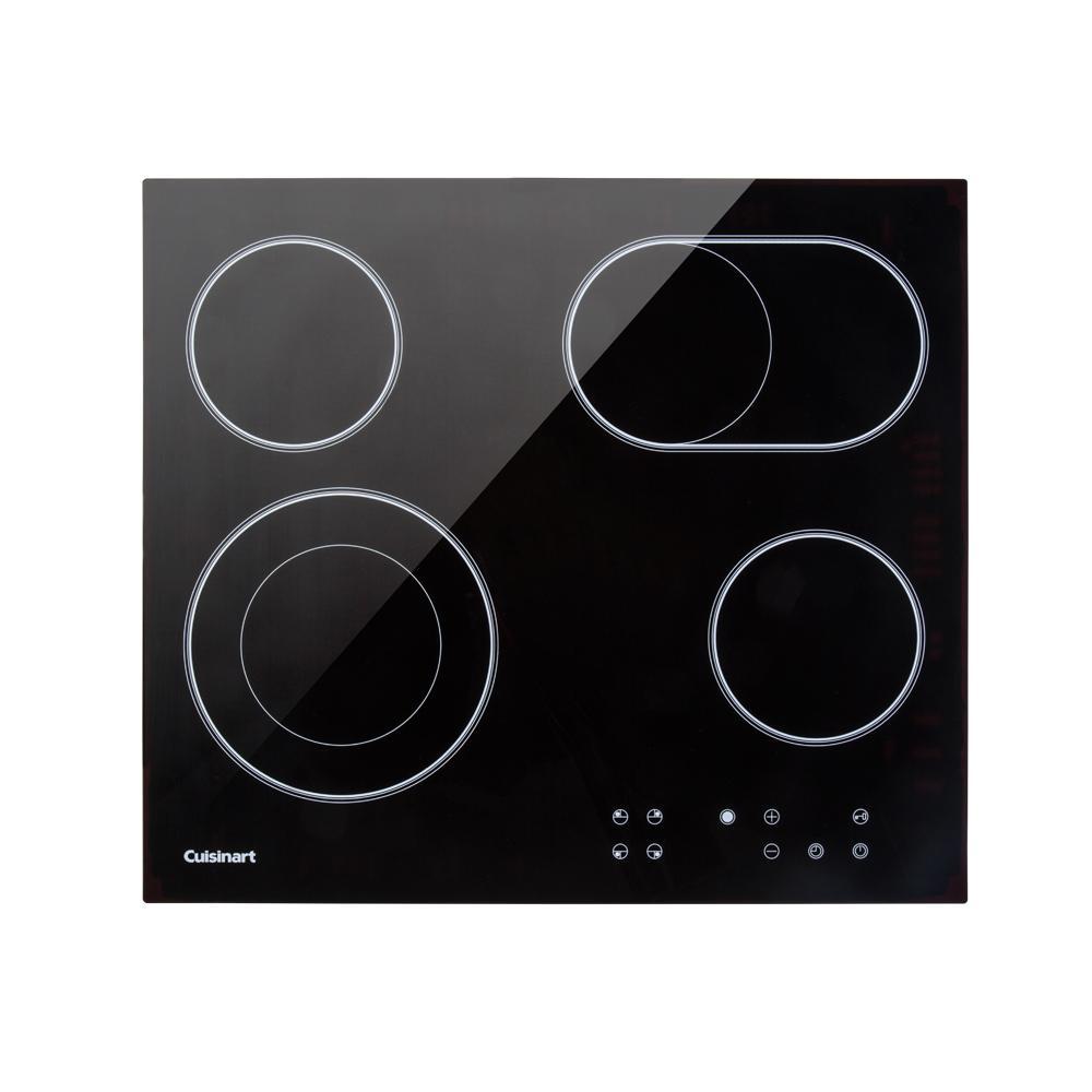 Cooktop Vitrocerâmico com 4 Queimadores Cfea64210 Prime Cooking 220V Cuisinart