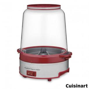 Pipoqueira Elétrica 127V Cpm 700br Cuisinart Vermelha