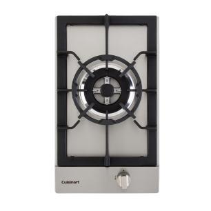 Dominó a Gás 30cm com 1 Queimador PFA320SX-E Prime Cooking 220V Cuisinart