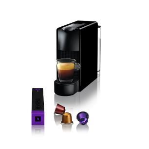 Máquina de Café Essenza Mini C30 127V Nespresso Preta