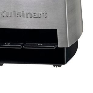 Mini Processador DLC1SS em Aço Escovado 127V Cuisinart