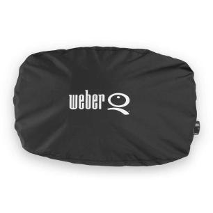 Capa para Churrasqueira Q 1200 Weber Preto