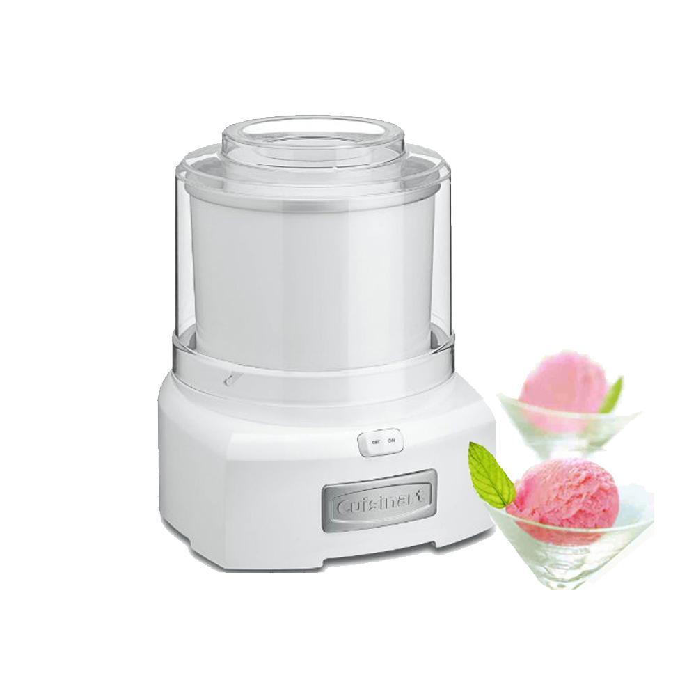 Máquina para Sorvete Ice-21 220V Cuisinart Branca