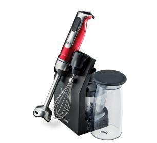 Hand Mixer 550W High Power 127V Oster Vermelho