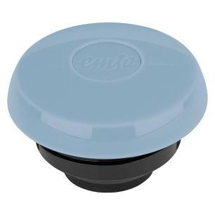 Garrafa Térmica Quick Press Samba de 1 Litro Emsa Azul