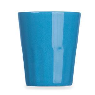 Copo em Porcelana Rainbow 160ml Kenya Azul