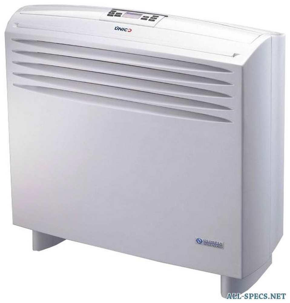 Ar Condicionado 10.500 BTUs  Easy Unico 127V Olimpia Splendid Branco