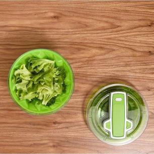 Lava e Seca Salada 4,5 Litros Dry Swifti Zyliss Verde