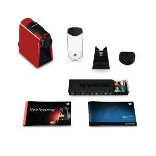 Máquina de Café Essenza Mini D30 220V Nespresso Vermelha