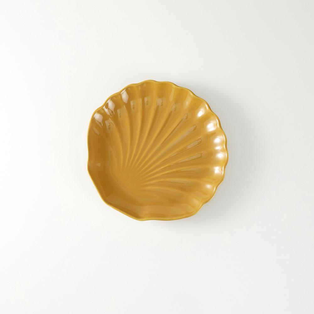 Prato de Sobremesa 19,5cm Ocean Rita Lobo Curry