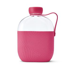 Garrafa Hot Pink 650ml B-Hip Rosa