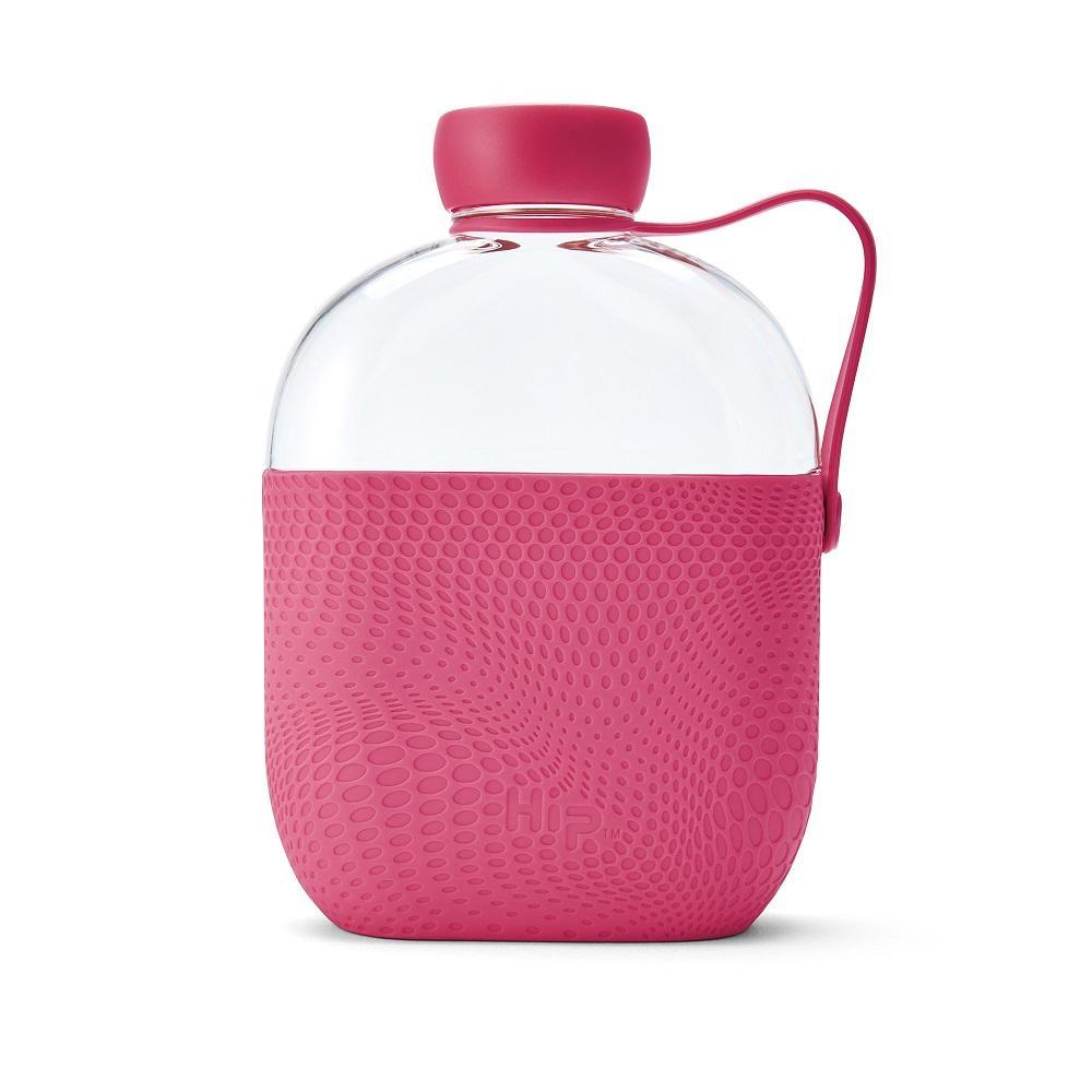 Garrafa Hot Pink 650ml B-Hip Rosa