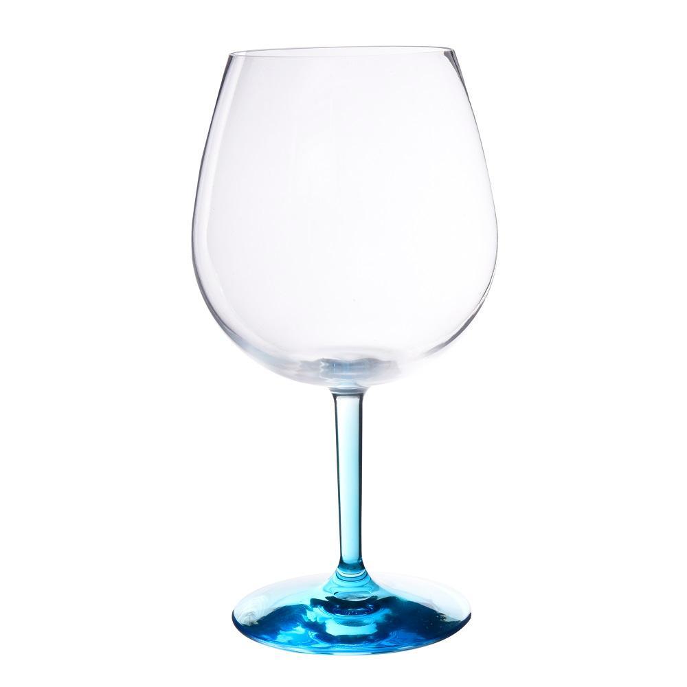 Taça para Gin Classic Acrílico Colorido 690ml Kenya