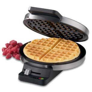 Máquina para Waffle em Aço Escovado 127V Wmr-Ca Cuisinart