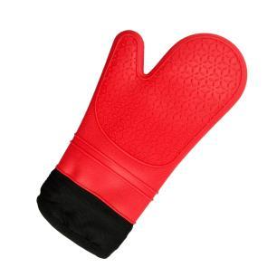 Luva em Silicone 31cm x 18cm Kenya Vermelha