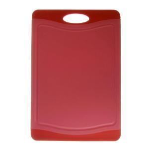 Tábua de Cozinha em Polipropileno 29cm x 20cm Neoflam Vermelha