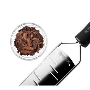 Ralador para Corte Lâmina em Aço Inox Gourmet Microplane Preto
