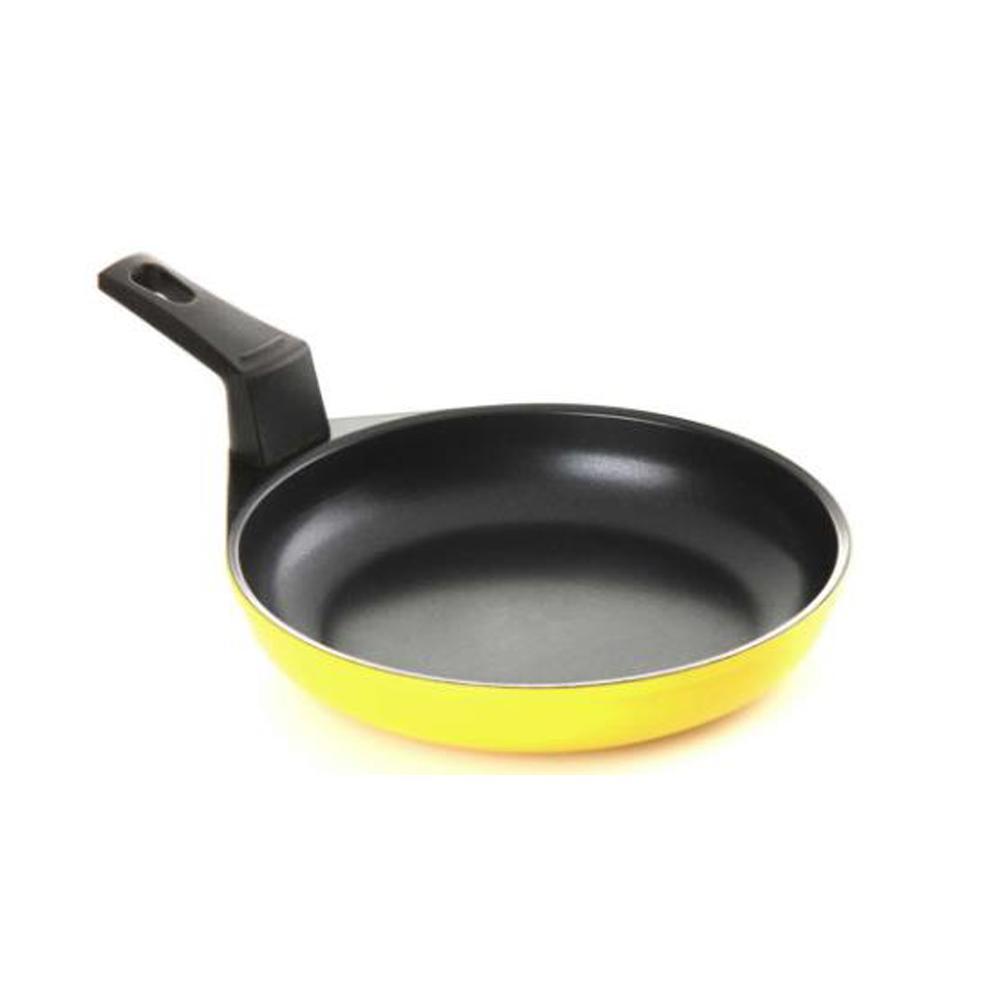 Frigideira para Ovo em Alumínio 16cm Neoflam Amarelo