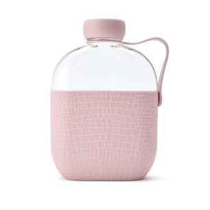 Garrafa Dusty  Pink 650ml B-Hi Rosa