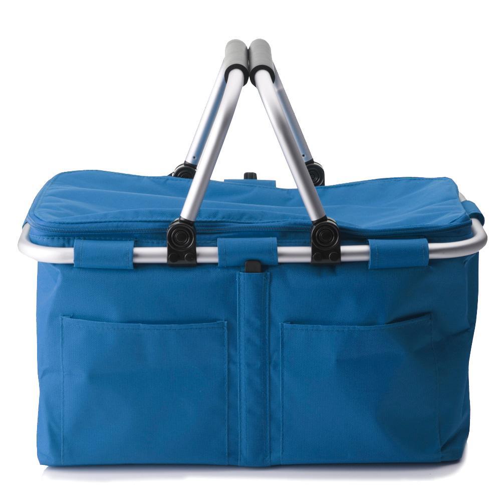 Cesta para Compras em Poliéster Maxwell & Williams Azul