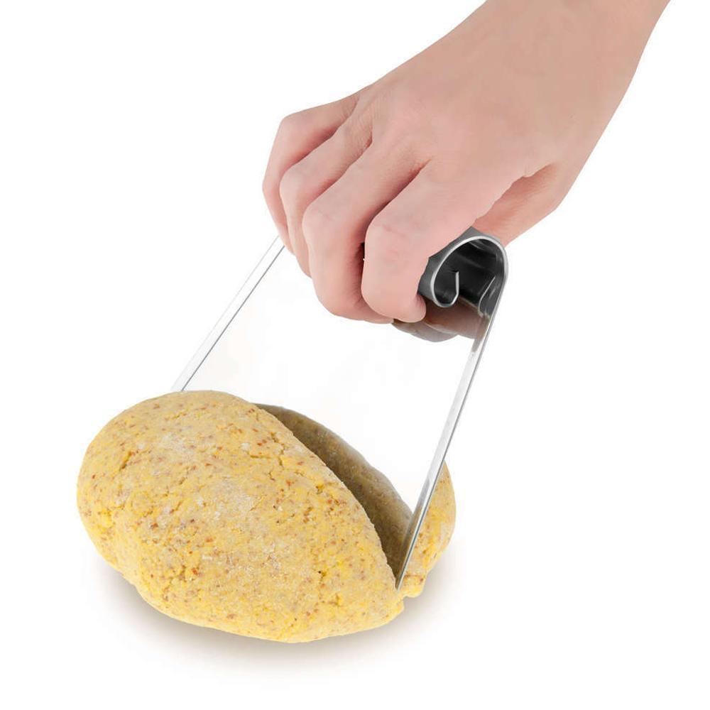 Cortador de Alimentos em Aço Inox 11cm i Genietti