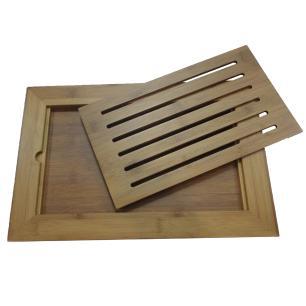 Tábua para Pão em Bambu 38cm x 25cm Maxwell & Williams