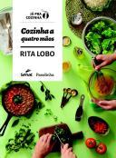 Livro Cozinha a Quatro Mãos Rita Lobo