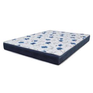 Colchão Casal Iso 60 D28 Azul e Branco Physical Ortobom 18x138x188 - 1040406513