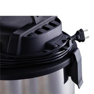 Aspirador de Pó e Água Wap Gtw Inox 20 1600W 127v
