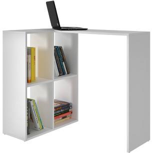 Escrivaninha Branco (Bc 42-06) - Brv Móveis