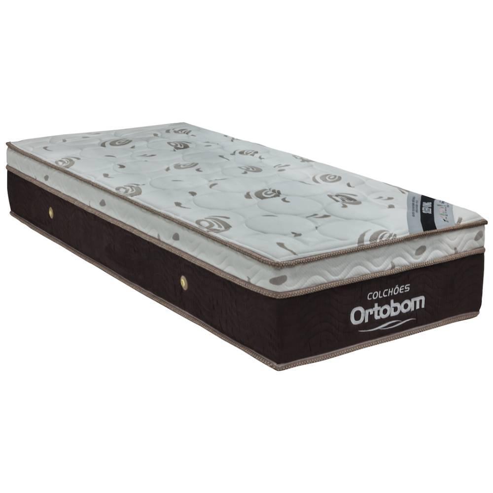 Colchão Sleep King Solteiro Superpocket Ortobom (88x188x32)