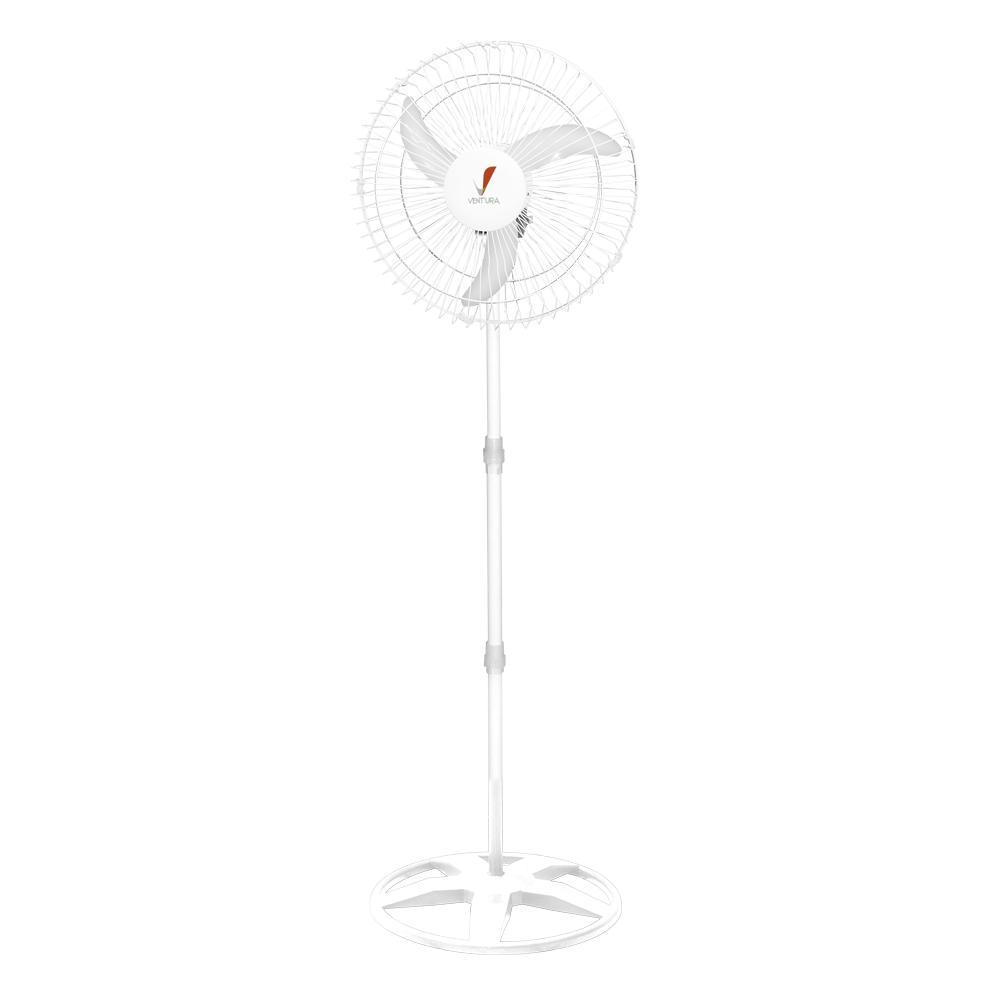 Ventilador De Coluna 60cm Ventura Branco Bivolt 150w