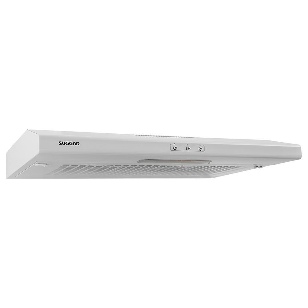 Depurador De Ar Slim 80 Cm Branco Suggar Di80bibr Bivolt
