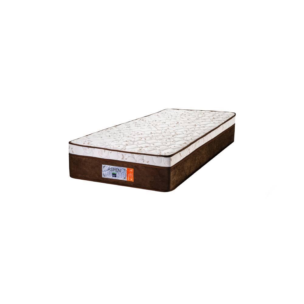 Colchão Solteiro Molas Aspen Comfort Prime 96X30X203