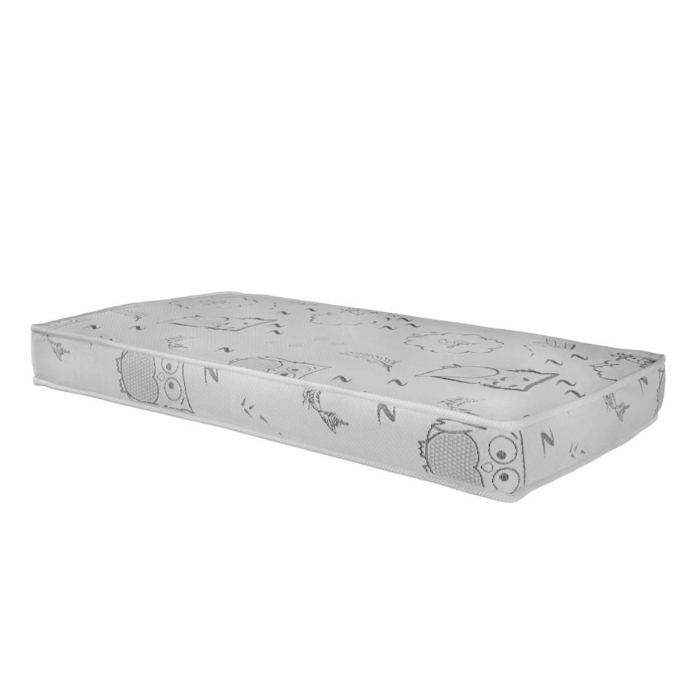 Colchão Baby Malha Petit Blanc (70x130x12) - Espuma D18
