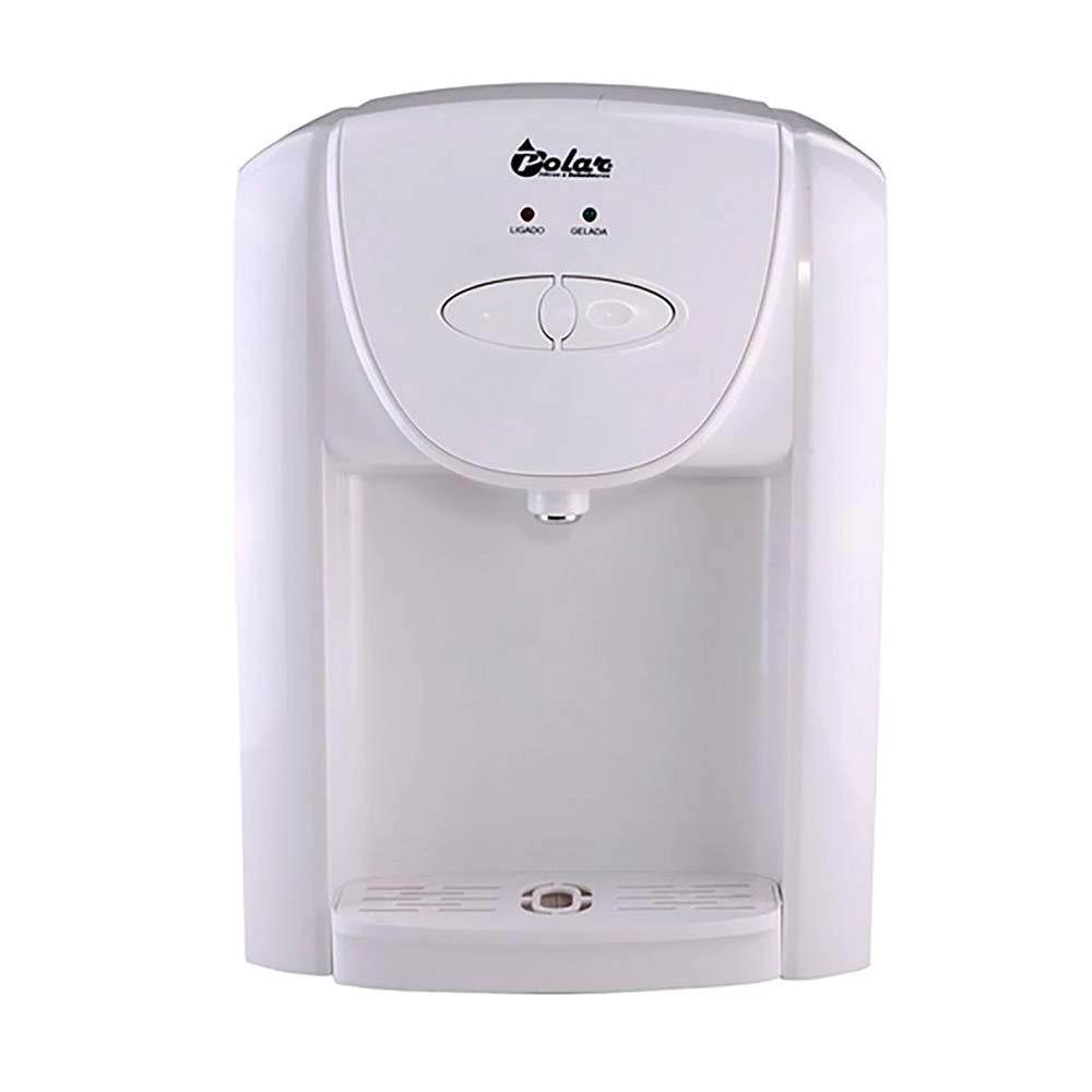 Purificador De Agua Polar Sv8000b Eletronico Branco